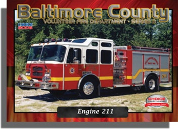 Baltimore County Volunteer Series 3