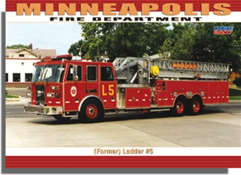 Minneapolis Fire Apparatus Series I