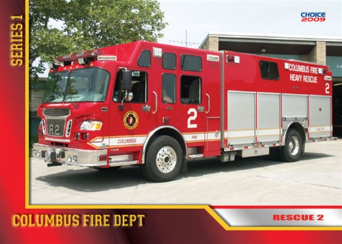 Columbus Fire Dept Series I