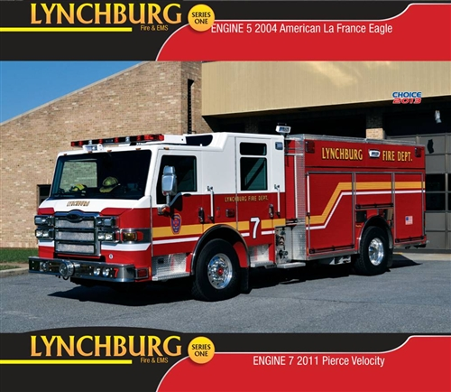 Lynchburg, VA Series 1
