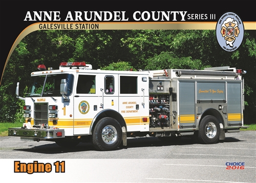 Anne Arundel, MD Series 3