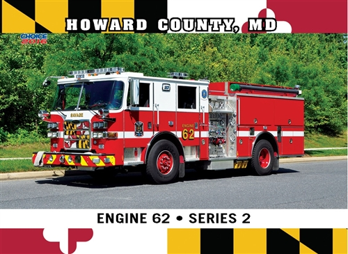 Howard County, MD Series 2