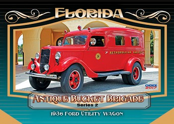 Florida Antique Bucket Brigade Series 2