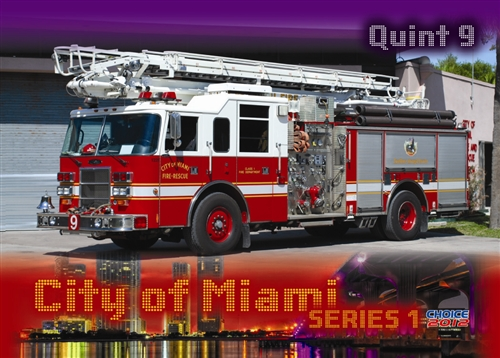 City of Miami, Series 1