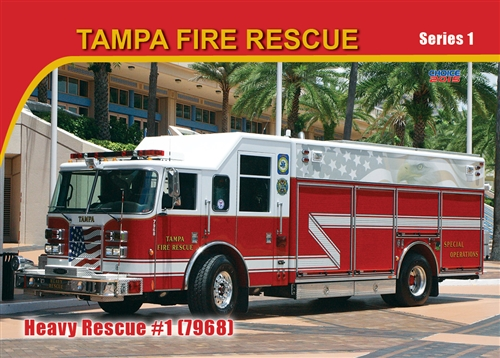 Tampa Fire Rescue Series 1