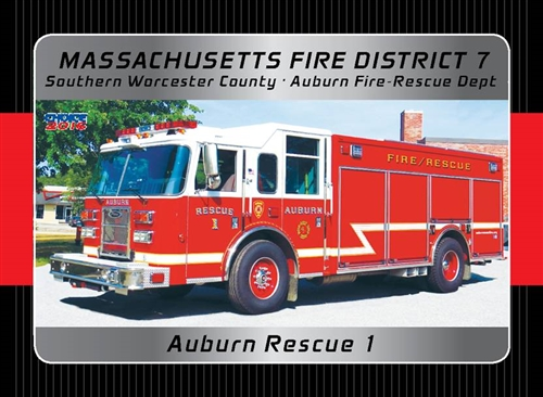 Massachusetts Fire District 7 Series 1