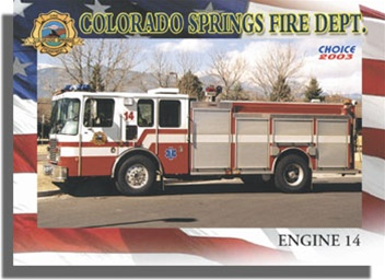 Colorado Springs Series I