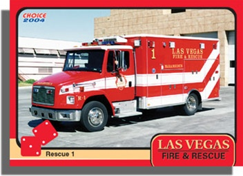 Las Vegas Fire & Rescue Series I