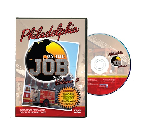 Philadelphia On The Job Volume 3 DVD video