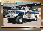 Fire Apparatus Cards, Outer Banks, North Carolina Series