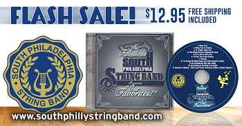 The Fabulous South Philadelphia String Band CD