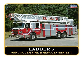 Vancouver Fire and Rescue, Series II